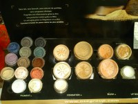 Stock produits maquillage minéral bellapierre, osé!