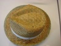 Chapeaux de paille non-marqués