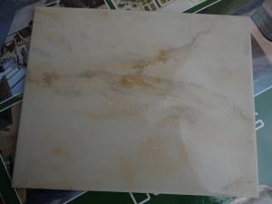Faïence murale imitation marbre 5€ le m2