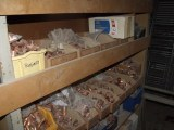 Stock fourniture raccord divers plomberie (cuivre, laiton, fer ect...)
