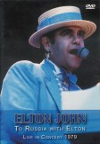 DVD ELTON JOHN To Russia With Elton - Live in Concert 1979