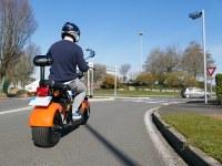 Lot 10 scooters électriques E-Djam