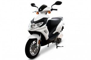 Scooter électrique 3000 watts 50cc 110 km d autonomie e-Stock Easy-Watts professionnel...