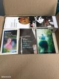 Cartons de livres sélectionnés - Achat possible à la palette