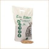 Litière chat végétale écologique aux normes européennes (CE)
