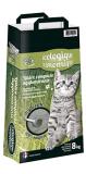 Litière naturelle française pour chat - agglomérante