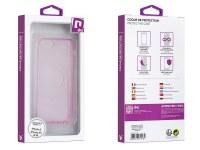 Coque de protection rose en TPU pour iPhone 5, 5S & SE