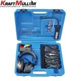 KRAFTMULLER,Kit de stéthoscope électronique,Trouver l'outil de diagnostic de bruit de...