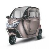 Fournisseur en gros de scooters de cabine électriques expédiés depuis l'entrepôt européen