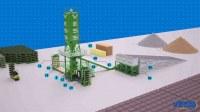 Compact Elegance 5.1 : Fabrication Parpaing, Brique, Pave, Bordure, Fabrication Béton...