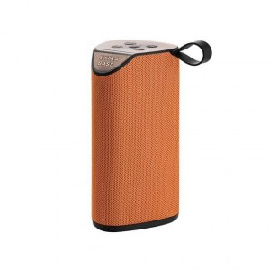 Enceinte bluetooth 10w extra bass-Orange