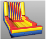 Structure gonflable Escalade Velcro