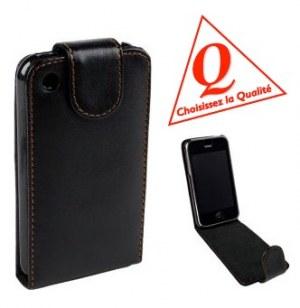 Housse / Etui à rabat magnétique compatible iphone