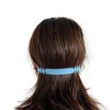SHOP-STORY - EXTENDER MASK BLUE : Extensions de Masque Réglables avec Crochets Antidéra...