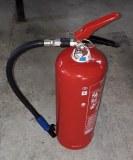Extincteur rechargeable pression permanente