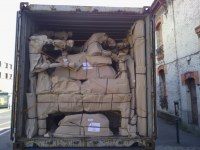 Meubles baroques arrivage containers