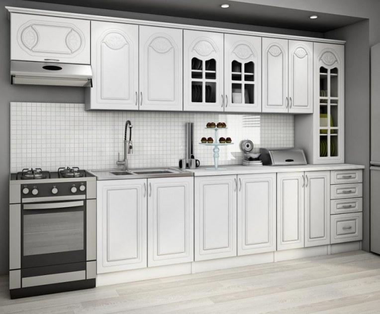 cuisine complete fantas 3m20 destockage grossiste. Black Bedroom Furniture Sets. Home Design Ideas