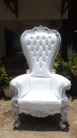 Grossiste fauteuil trone royal