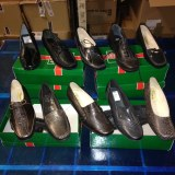 Chaussures pour femmes en cuir fabrication française