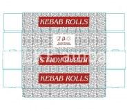 Kebab Rolls Boxes