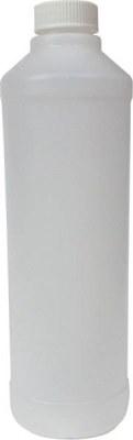Flacon plastique cylindrique 500 ml