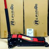 Cric hydraulique professionnel à roues 2,5TONNES ALPINA