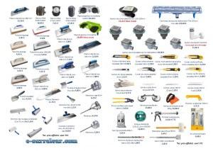 Kit max à joints carrelage PRO 20L