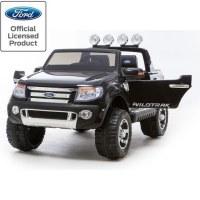Voiture électrique 4x4 enfant 12V - Ford Ranger Wildtrack 2 Places LUXE