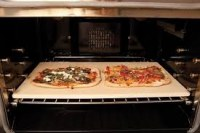 Pierres à pizza en cordiérite