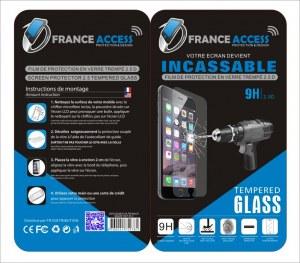 FILM INCASSABLE IPHONE 5G/5C/5S