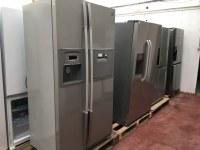 Lot Réfrigérateur congélateur dans l état pour l'export