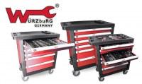 Servante d'ateliers Professional wurzburg 245 pcs