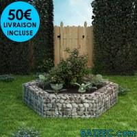 Gabion hexagonale 200 x 173 x 40 cm LIVRAISON GRATUITE