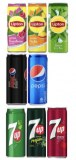 GAMME LIPTON PEPSI SLIM ORIGINE FRANCE