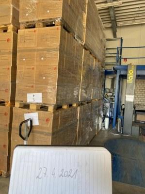 Vente de Gants en TPE avec un Stock Régulier Disponible en Belgique