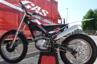 Lot de motos gasgas Randonee 125