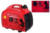 Générateur d'essence KRAFTMULLER® Portable 0.7KVA 2.0HP 2-temps Silencieux Léger