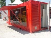 A Vendre un générateur marque Puyoud A12150Z electrification Leroy-Somer utilisé mais...