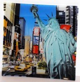 Assiette NEW YORK model 4 / taille 25