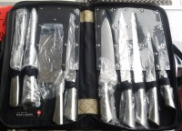 Set de couteaux (9 pièces)