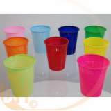 Lot Gobelets Jetables Couleurs