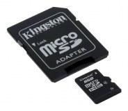 Carte mémoire microsd avec adaptateur SD NEUVE