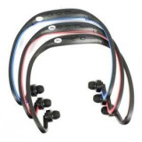 Lot de 10 casques mp3 radio sport