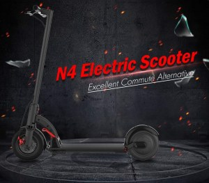 Grossiste trottinette électrique N4 8.5 pouces fournisseur en Europe   Gofunsport