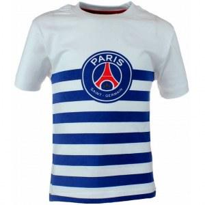 5x T-shirts manches courtes PSG du 4 au 12 ans