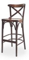 Grosssiste chaise de bar en hêtre de qualité