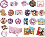 Lots d'articles anniversaires enfants licences