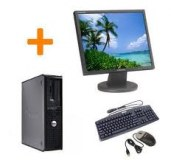 UNITE CENTRAL DELL CORE 2 DUO 80GA/1GA RAM