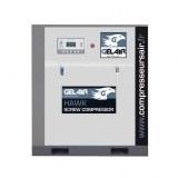 ARRIVAGE COMPRESSEURS A VIS GELAIR 7.5 kW LG-1.0/8 ou 10 BARS