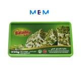 12 Halva à la pistache BALADNA 350 gr